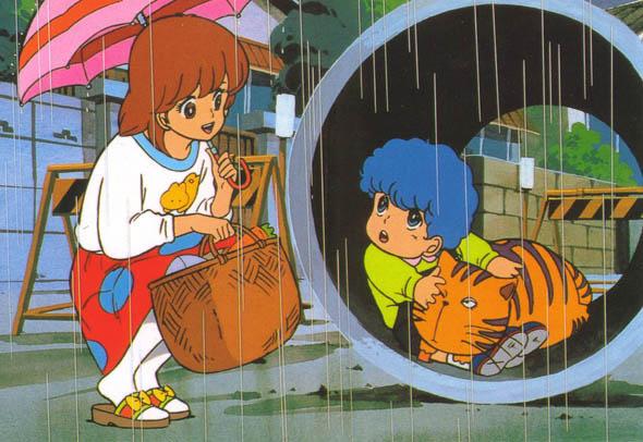 Le jeu des images version Vieux Dessins animés connus 11011910