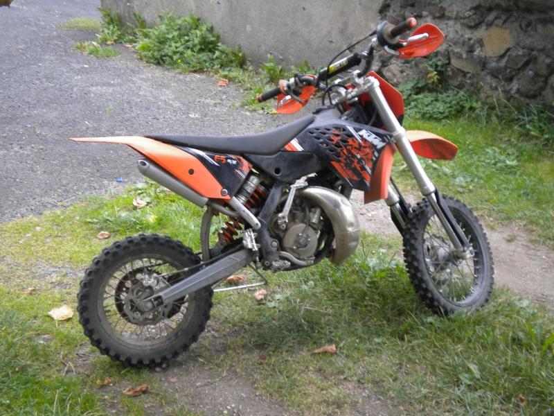 KTM 65 SX 2009 Dscn2111