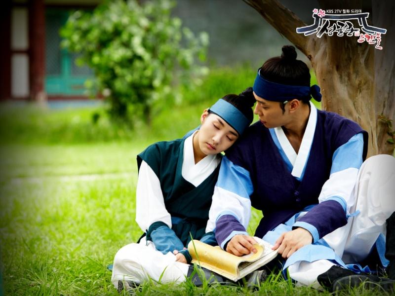 Sungkyunkwan Scandal Wall2_10