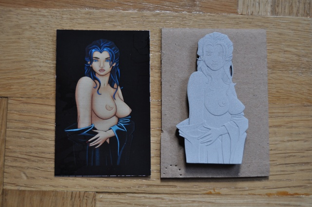Nono59 : Figurines en cours - Page 5 Figuri10