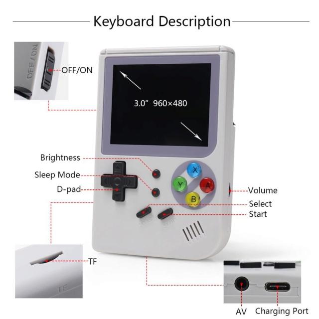 RG300: Mini Retro Game Console 05_85311