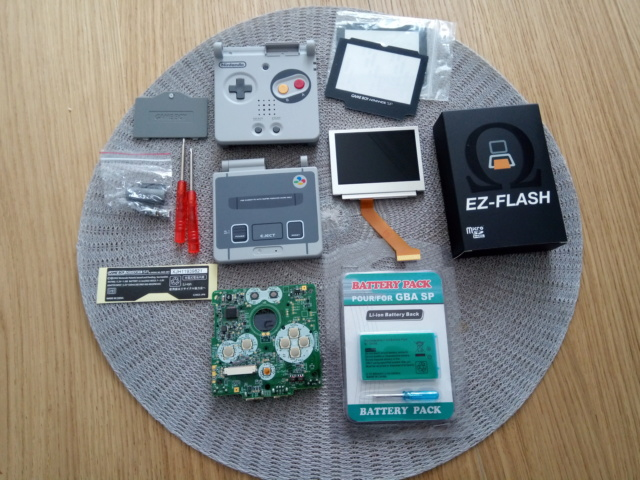 GBA SP AGS-101  113