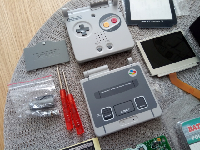 GBA SP AGS-101  212