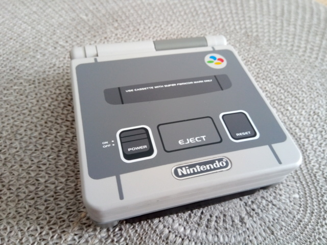 GBA SP AGS-101  411
