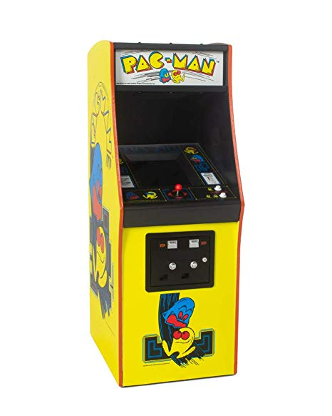 Mini PAC-MAN Arcade Cabinet Official  51kjuy10