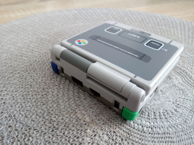 GBA SP AGS-101  612