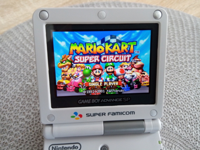 GBA SP AGS-101  811