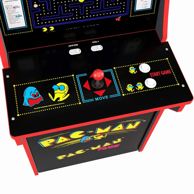 Mini borne Arcade1Up Pac-Man,Galaga,Street Fighter........ 81e7ho10