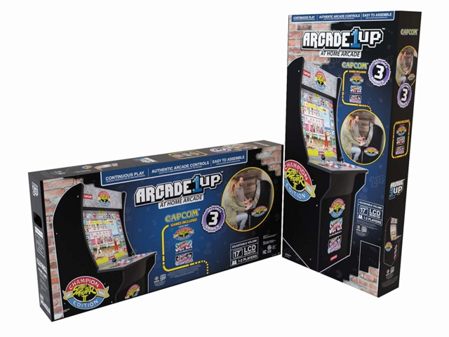 Mini borne Arcade1Up Pac-Man,Galaga,Street Fighter........ 81l2oy11