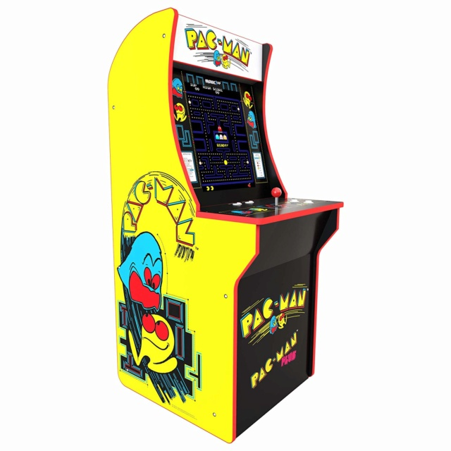 Mini borne Arcade1Up Pac-Man,Galaga,Street Fighter........ 81znik10