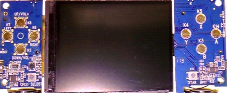 K1 GBA Vs coque GBA SP original Captur23