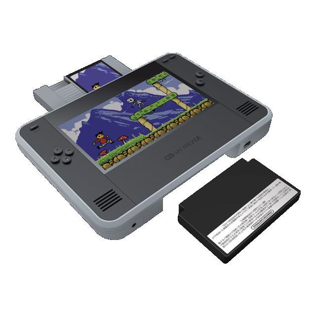Console portable My Arcade Retro Champ Dgun-210