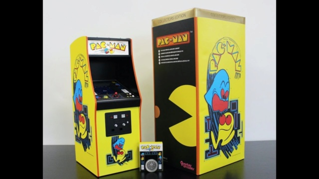 Mini PAC-MAN Arcade Cabinet Official  Maxres10
