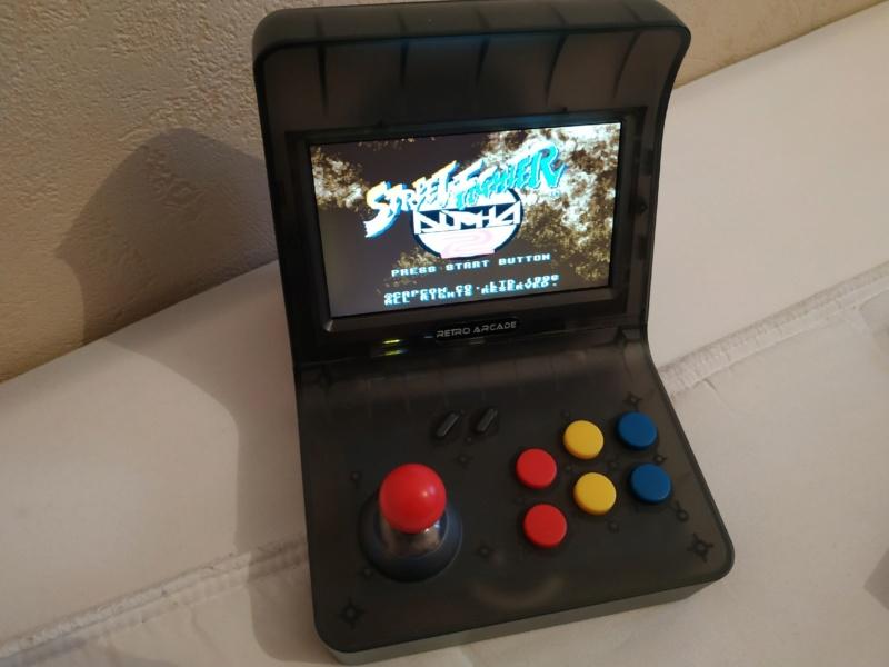 (VDS)Lot: Retrogame RS-97 + Retro Arcade RS-07 Part0015