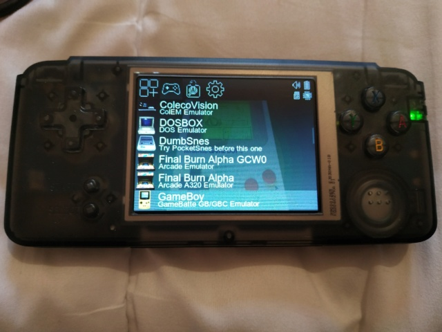 (VDS)Lot: Retrogame RS-97 + Retro Arcade RS-07 Part0017