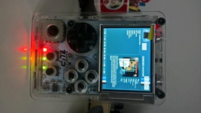 1UP-PiX Raspberry Pi pocket gameboy 2018 - Page 9 Wp_20137