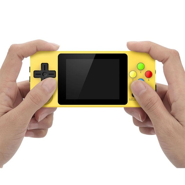 PocketGO : New New New Bittboy ! Yellow10