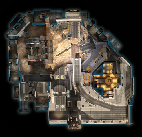 DLC Halo Anniversary de Halo Reach : Classic Multiplayer Maps (Battle Canyon/Beaver Creek/Damnation/Hang'Em'High/Ridgeline/Timberland/Solitary/Prisoner/Headlong/La Tête la Première/Installation 04) - Page 7 Image410