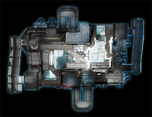 DLC Halo Anniversary de Halo Reach : Classic Multiplayer Maps (Battle Canyon/Beaver Creek/Damnation/Hang'Em'High/Ridgeline/Timberland/Solitary/Prisoner/Headlong/La Tête la Première/Installation 04) - Page 7 Image810