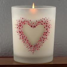 Sainte du jour :Sainte Marguerite-Marie Alacoque Candle35