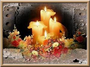Prières pour les âmes du purgatoire - Page 2 Candle60
