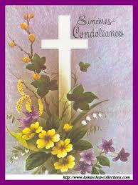"""Union de prière pour le repos de l'ame du mari de """"Goho_Bah Joséphine """" Condol12"""