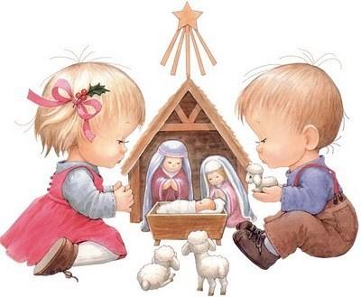 Neuvaine préparatoire à la fête de Noël Creche18