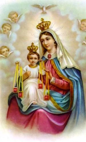Notre Dame du Mont Carmel... priez pour nous ! Dame_d15