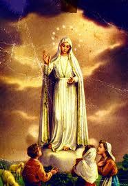 Vie des Saints - 13 Mai : NOTRE-DAME de FATIMA Dame_d52