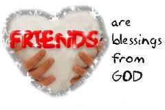 Bonjour à tous Dieu nous bénit en ce  15 Novembre = Le Seigneur est mon soutien Friend10