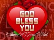 """Bon vendredi à tous """" Demeurons dans son amour"""" God_bl50"""