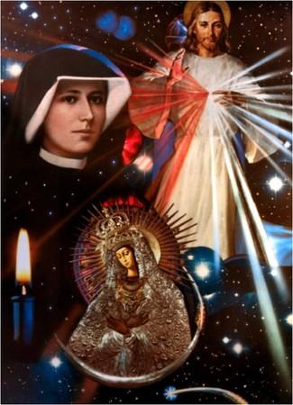 NEUVAINE À LA MISÉRICORDE DIVINE du vendredi saint au 2ème dimanche de Pâques Jesus144