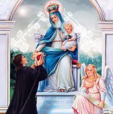 « Pousse des cris de joie, fille de Sion ! une clameur d'allégresse, Israël ! Marie114