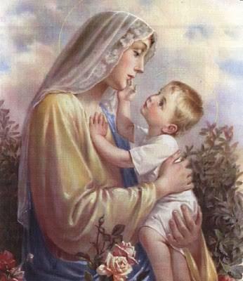 Meditons les sept vertus de Marie : septieme jour Marie295