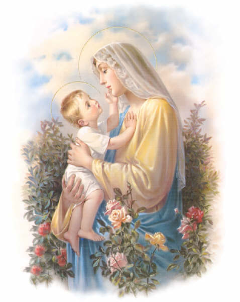 Meditons les sept vertus de Marie : septieme jour Marie296