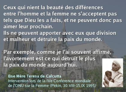 Michel blogue les 450 citations/Bienheureuse Mère Teresa de Calcutta/Navigation Libre/ Mere_t10