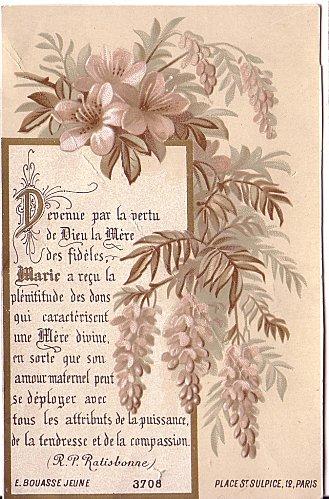 Meditons les sept vertus de Marie : septieme jour Priere53