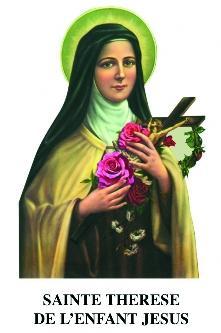 Chapelet des vocations avec Sainte Thérèse et les saints Archanges Sainte63