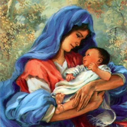 « Pousse des cris de joie, fille de Sion ! une clameur d'allégresse, Israël ! Vierge17