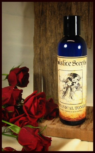 BOTANICAL TONER - DRY, NORMAL & MATURE COMPLEXIONS Roseto10