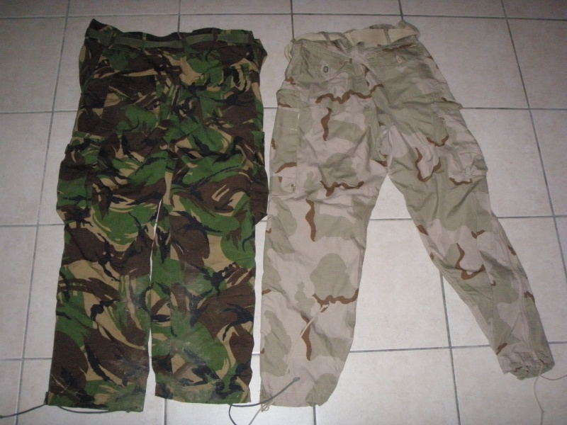 =Pantalon Combat C111 Arktis= P1013121