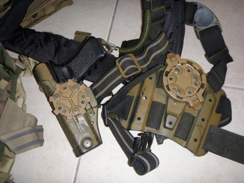 =Holster CQC Blackhawk + adaptateur Strike + QDS= P7213112