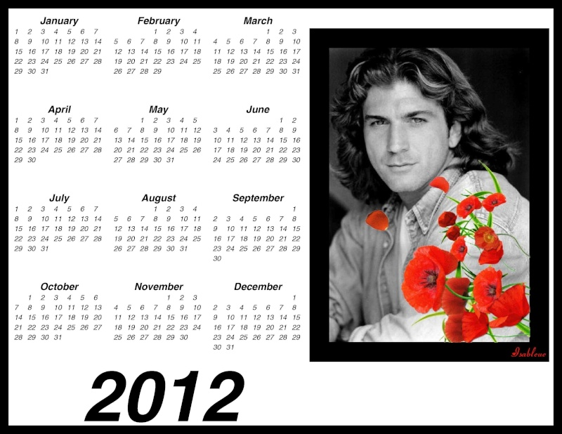 CALENDRIERS 2012 - Page 2 Genera10