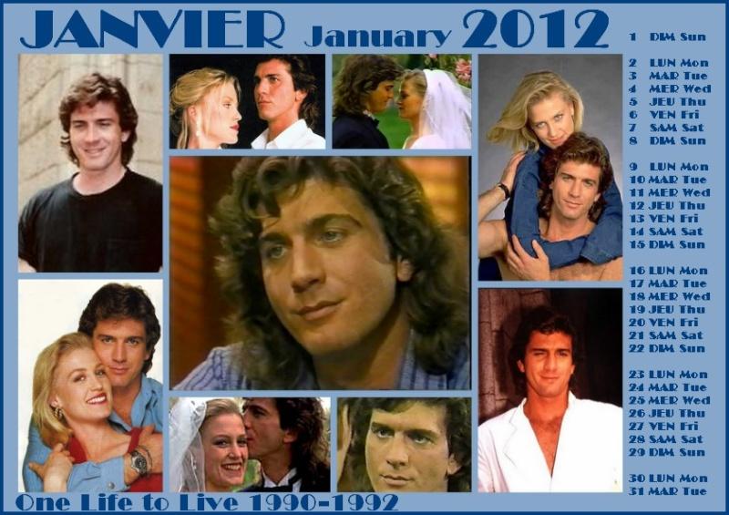 CALENDRIERS 2012 Janv10