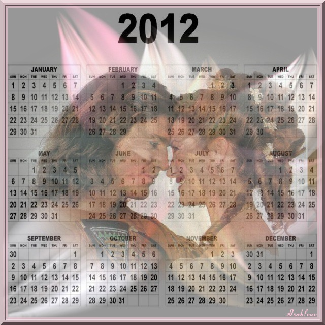 CALENDRIERS 2012 Year_210