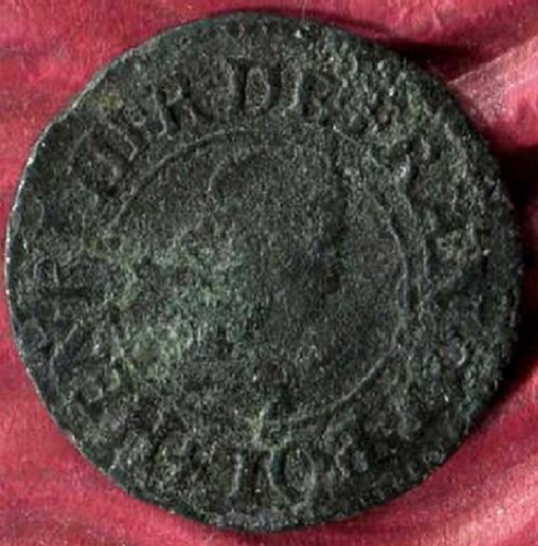 Denier tournois Henri III 1580/79 A  Hiiia_11