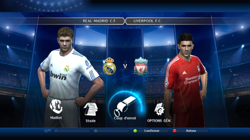 [FINALE] Real Madrid - Liverpool Pes21007