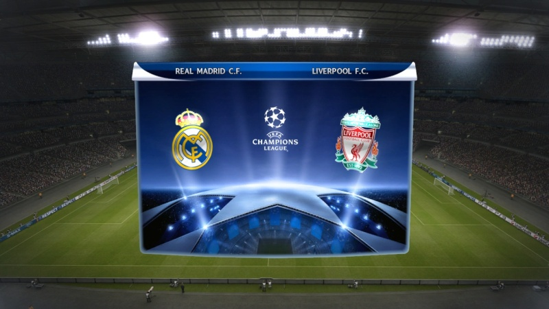 [FINALE] Real Madrid - Liverpool Pes21008