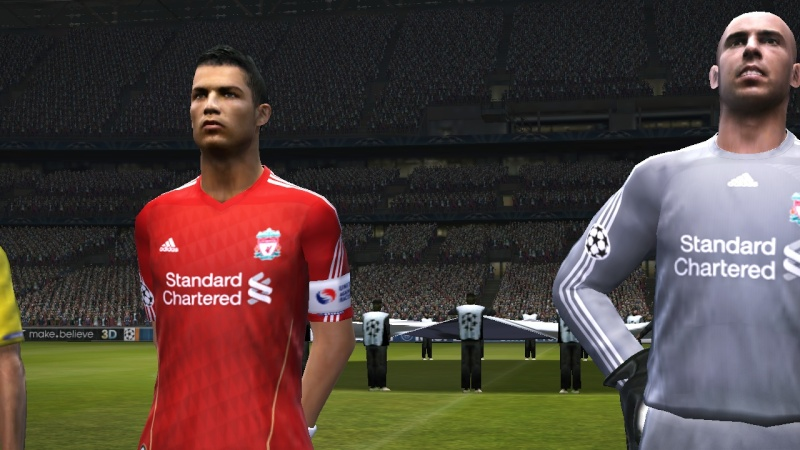 [FINALE] Real Madrid - Liverpool Pes21009
