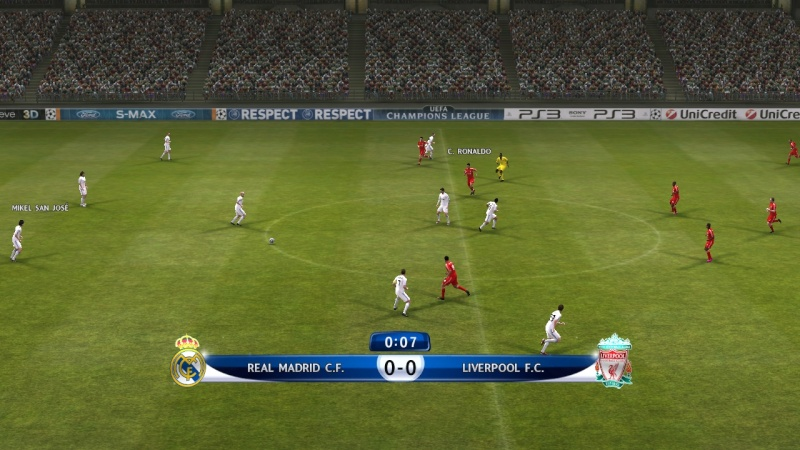 [FINALE] Real Madrid - Liverpool Pes21010